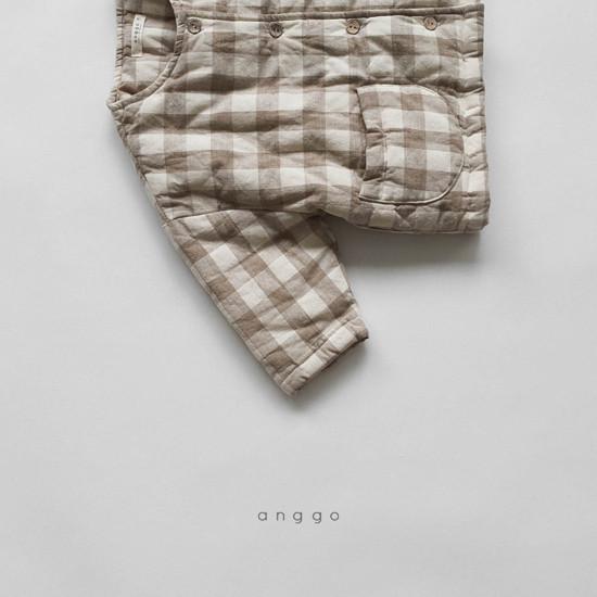 ANGGO - Korean Children Fashion - #Kfashion4kids - Wafers Jacket - 9