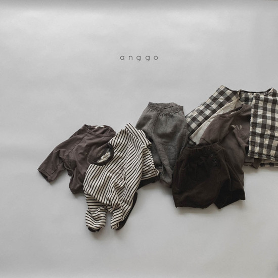 ANGGO - Korean Children Fashion - #Kfashion4kids - Pound Pants - 10