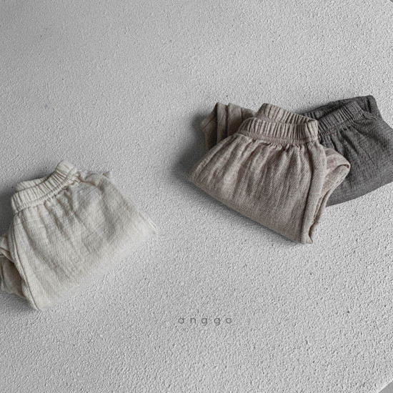 ANGGO - Korean Children Fashion - #Kfashion4kids - Pound Pants - 6