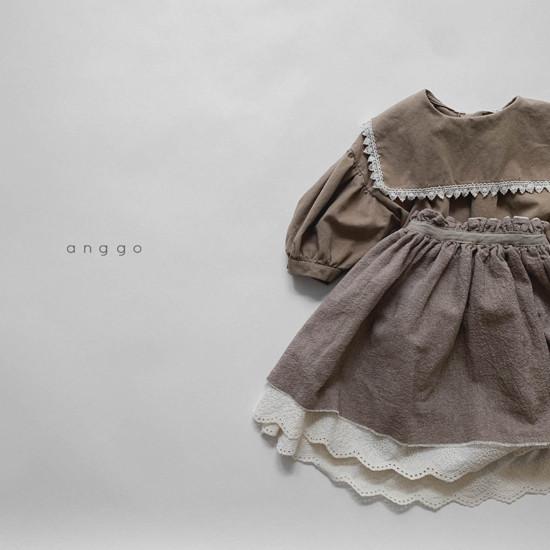 ANGGO - Korean Children Fashion - #Kfashion4kids - Hazel Blouse - 11