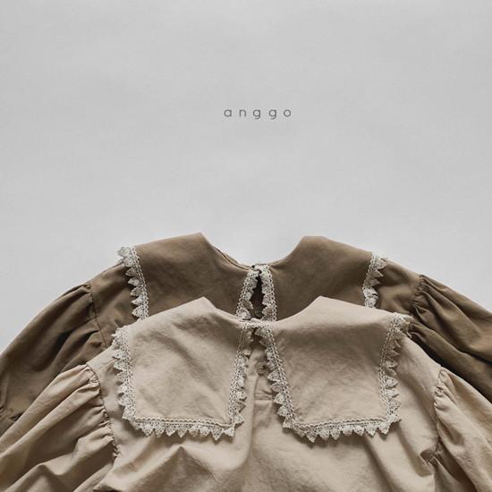 ANGGO - Korean Children Fashion - #Kfashion4kids - Hazel Blouse - 12