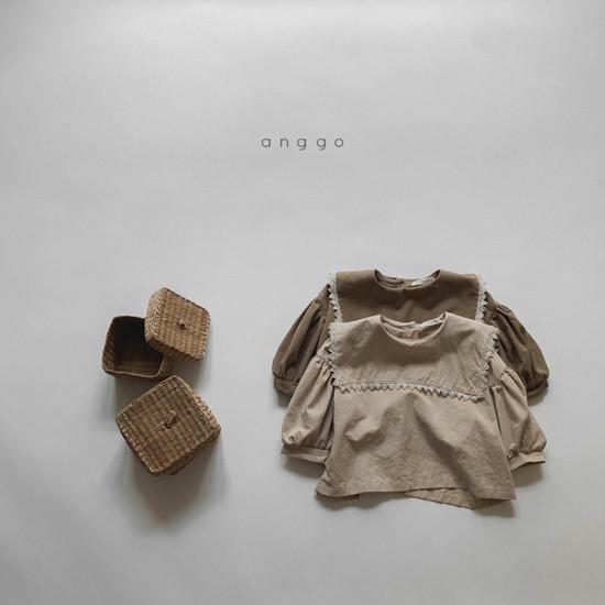 ANGGO - Korean Children Fashion - #Kfashion4kids - Hazel Blouse - 4