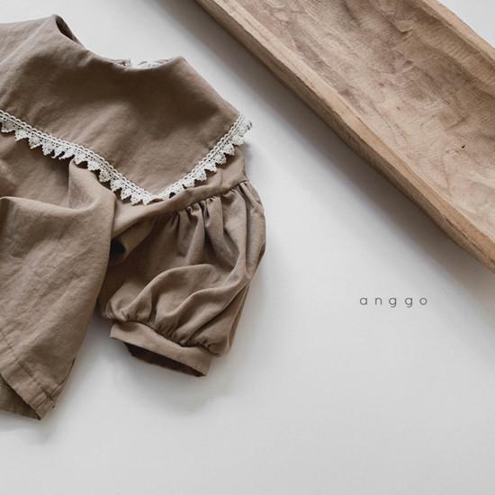 ANGGO - Korean Children Fashion - #Kfashion4kids - Hazel Blouse - 6