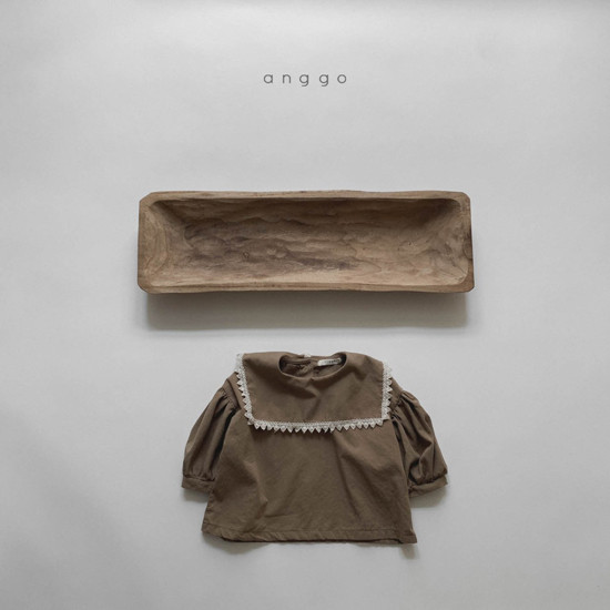 ANGGO - Korean Children Fashion - #Kfashion4kids - Hazel Blouse - 8