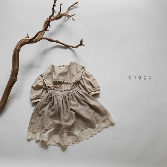 ANGGO - Korean Children Fashion - #Kfashion4kids - Hazel Blouse - 9