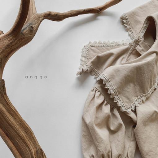 ANGGO - BRAND - Korean Children Fashion - #Kfashion4kids - Hazel Blouse