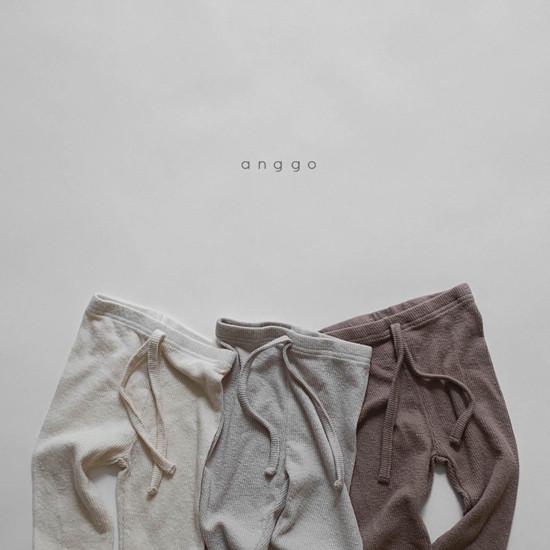 ANGGO - Korean Children Fashion - #Kfashion4kids - Fondue Leggings