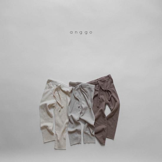ANGGO - Korean Children Fashion - #Kfashion4kids - Fondue Leggings - 3