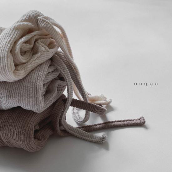 ANGGO - Korean Children Fashion - #Kfashion4kids - Fondue Leggings - 6