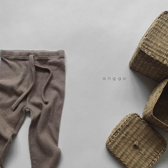 ANGGO - Korean Children Fashion - #Kfashion4kids - Fondue Leggings - 9