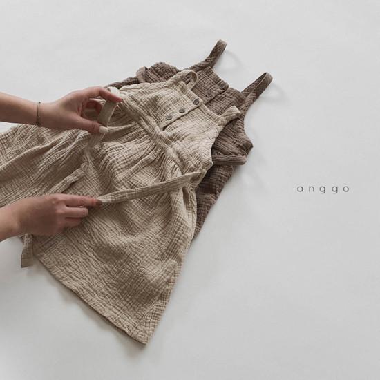 ANGGO - Korean Children Fashion - #Kfashion4kids - Monaca One-piece