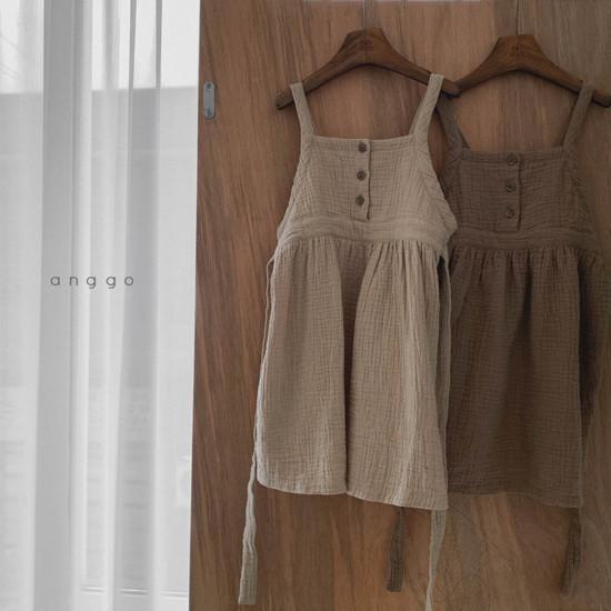 ANGGO - Korean Children Fashion - #Kfashion4kids - Monaca One-piece - 10