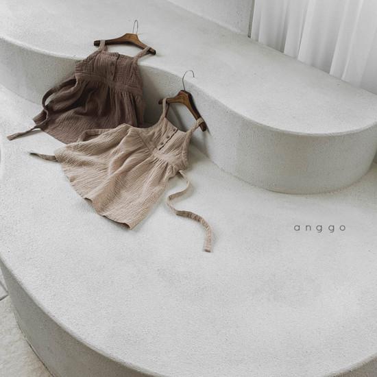 ANGGO - Korean Children Fashion - #Kfashion4kids - Monaca One-piece - 5