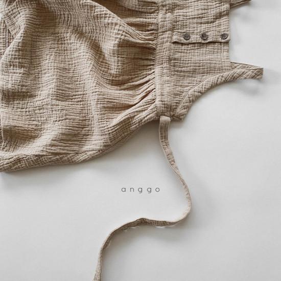 ANGGO - Korean Children Fashion - #Kfashion4kids - Monaca One-piece - 7