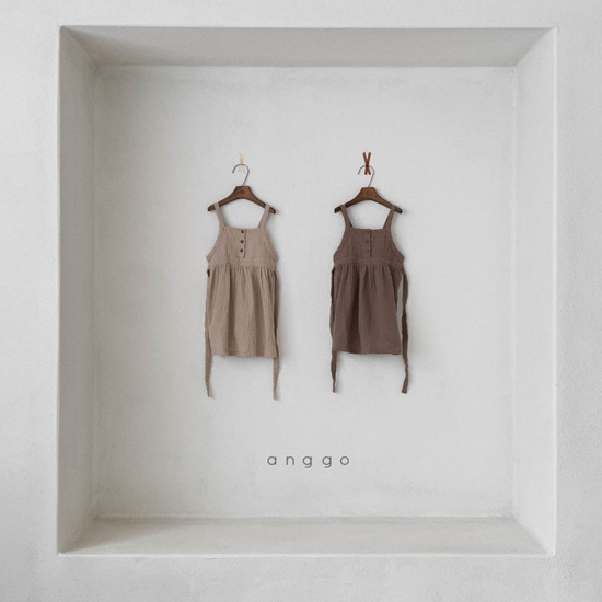 ANGGO - Korean Children Fashion - #Kfashion4kids - Monaca One-piece - 8