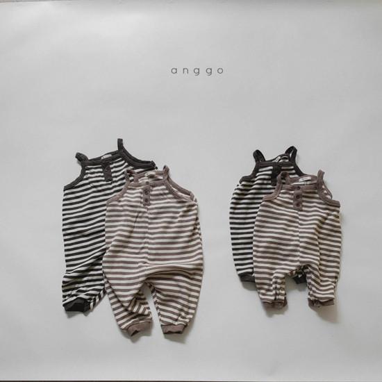 ANGGO - Korean Children Fashion - #Kfashion4kids - Poly Overalls - 10