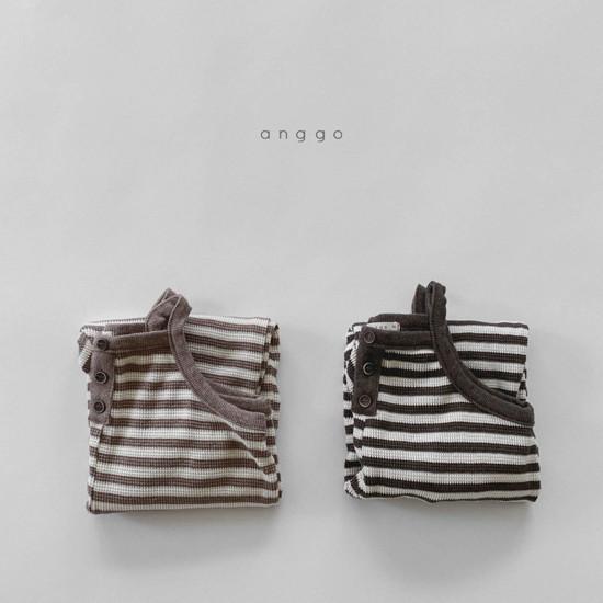 ANGGO - Korean Children Fashion - #Kfashion4kids - Poly Overalls - 7