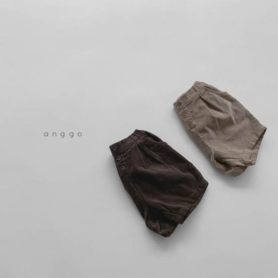 ANGGO - Korean Children Fashion - #Kfashion4kids - Peanut Pants - 11