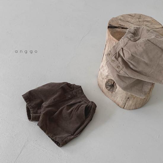 ANGGO - Korean Children Fashion - #Kfashion4kids - Peanut Pants - 6