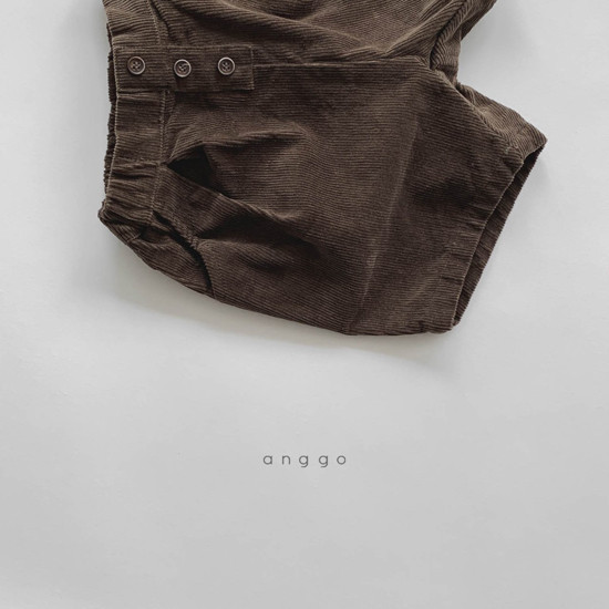 ANGGO - Korean Children Fashion - #Kfashion4kids - Peanut Pants - 9