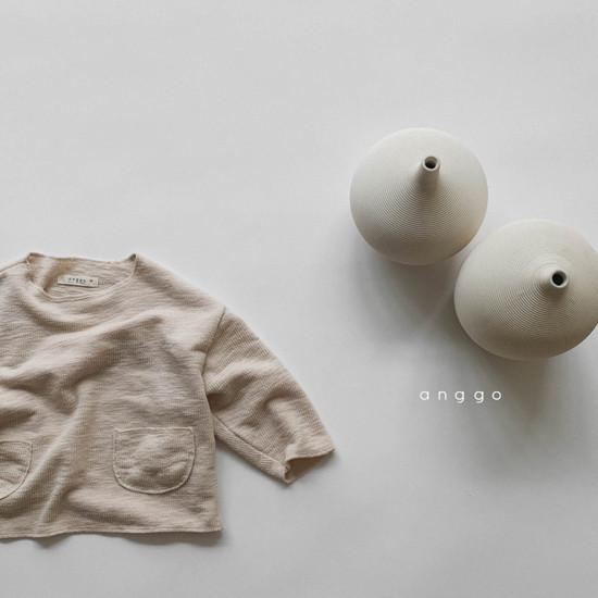 ANGGO - Korean Children Fashion - #Kfashion4kids - Meringue Tee - 10