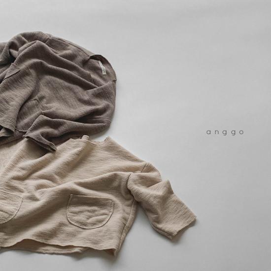 ANGGO - Korean Children Fashion - #Kfashion4kids - Meringue Tee - 11