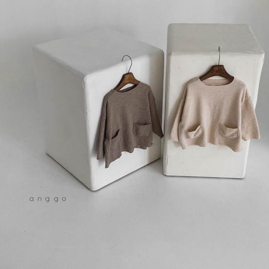 ANGGO - Korean Children Fashion - #Kfashion4kids - Meringue Tee - 2