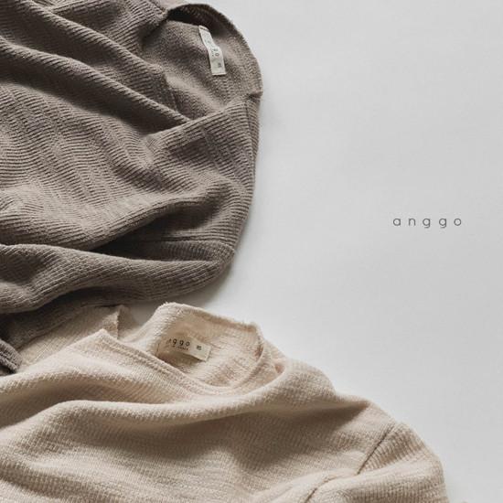 ANGGO - Korean Children Fashion - #Kfashion4kids - Meringue Tee - 3