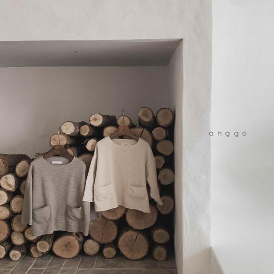 ANGGO - Korean Children Fashion - #Kfashion4kids - Meringue Tee - 6