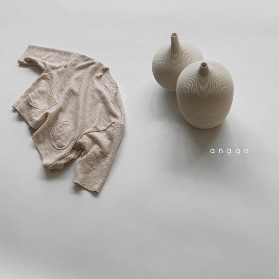 ANGGO - Korean Children Fashion - #Kfashion4kids - Meringue Tee - 7
