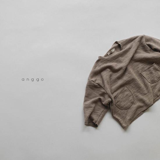 ANGGO - Korean Children Fashion - #Kfashion4kids - Meringue Tee - 9