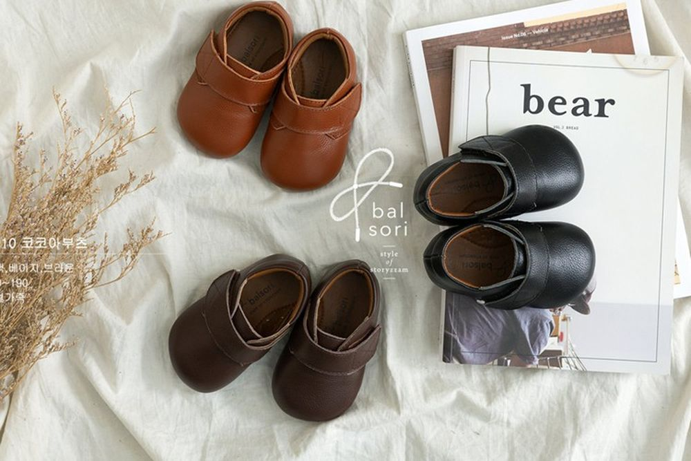 BABYZZAM - BRAND - Korean Children Fashion - #Kfashion4kids - Cocoa Boots