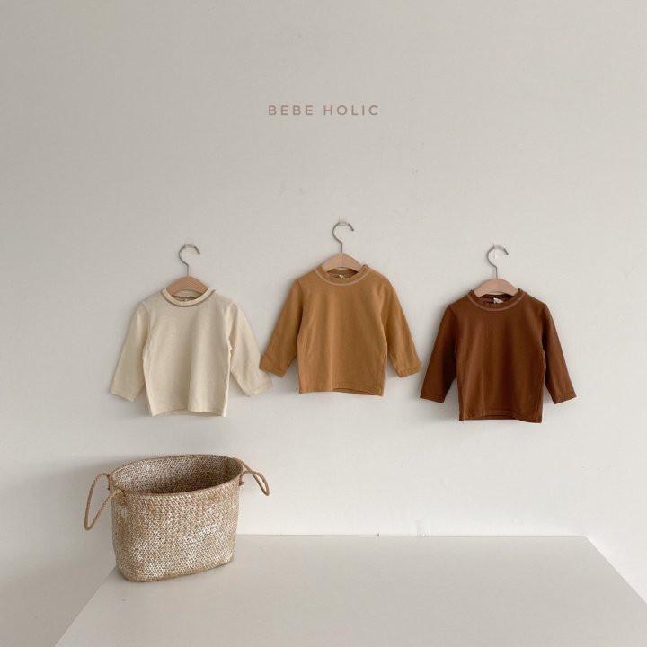 BEBE HOLIC - Korean Children Fashion - #Kfashion4kids - Molly Tee