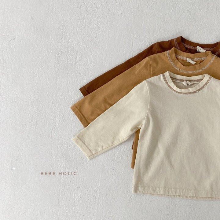 BEBE HOLIC - Korean Children Fashion - #Kfashion4kids - Molly Tee - 6