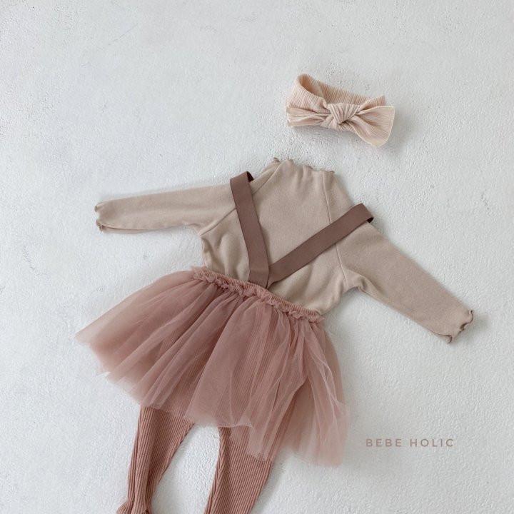 BEBE HOLIC - Korean Children Fashion - #Kfashion4kids - Vivi Cha Foot Leggings - 10