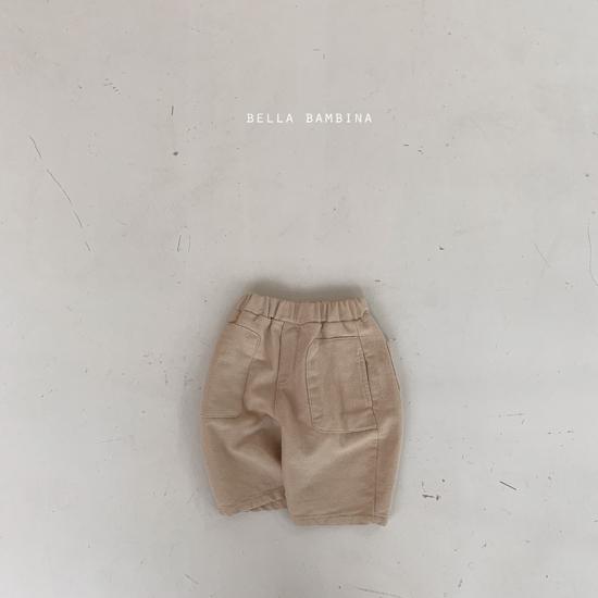 BELLA BAMBINA - Korean Children Fashion - #Kfashion4kids - Bebe Mood Pants  - 6