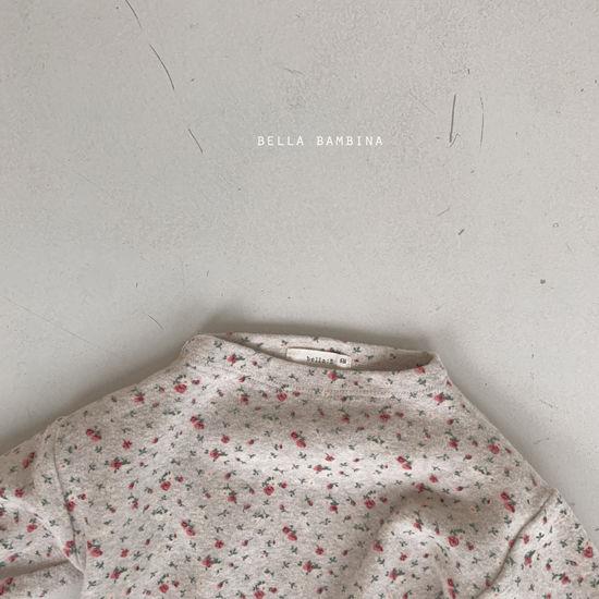 BELLA BAMBINA - Korean Children Fashion - #Kfashion4kids - Bebe Urban Half Turtleneck Tee - 8