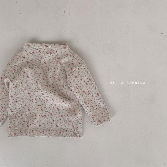 BELLA BAMBINA - Korean Children Fashion - #Kfashion4kids - Bebe Urban Half Turtleneck Tee - 9