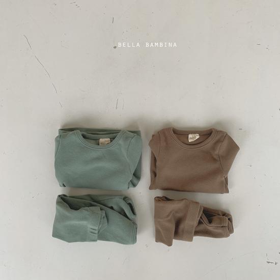 BELLA BAMBINA - Korean Children Fashion - #Kfashion4kids - Bebe Simple Easywear