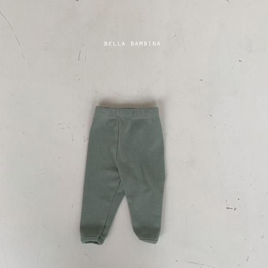 BELLA BAMBINA - Korean Children Fashion - #Kfashion4kids - Bebe Simple Easywear - 11