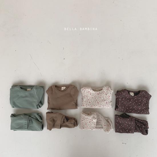 BELLA BAMBINA - Korean Children Fashion - #Kfashion4kids - Bebe Simple Easywear - 12