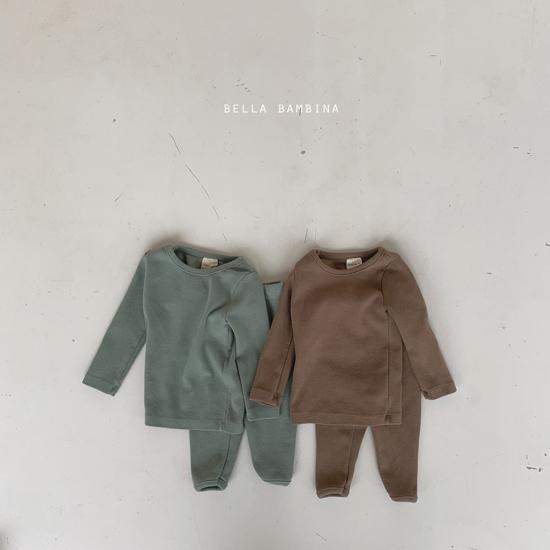 BELLA BAMBINA - Korean Children Fashion - #Kfashion4kids - Bebe Simple Easywear - 2