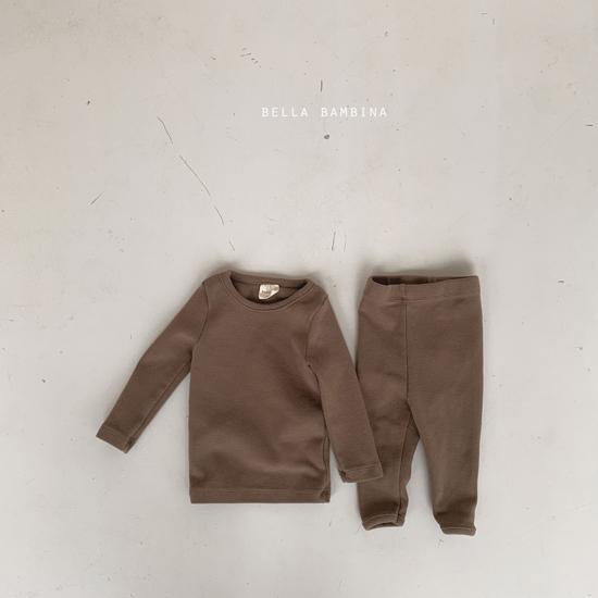 BELLA BAMBINA - Korean Children Fashion - #Kfashion4kids - Bebe Simple Easywear - 3