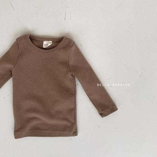 BELLA BAMBINA - Korean Children Fashion - #Kfashion4kids - Bebe Simple Easywear - 5