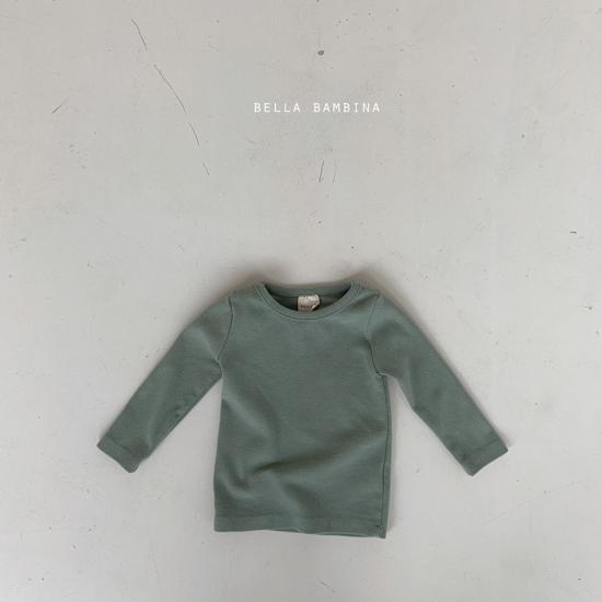 BELLA BAMBINA - Korean Children Fashion - #Kfashion4kids - Bebe Simple Easywear - 9