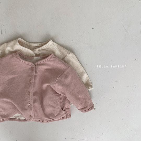 BELLA BAMBINA - BRAND - Korean Children Fashion - #Kfashion4kids - Bebe Pony Jacket