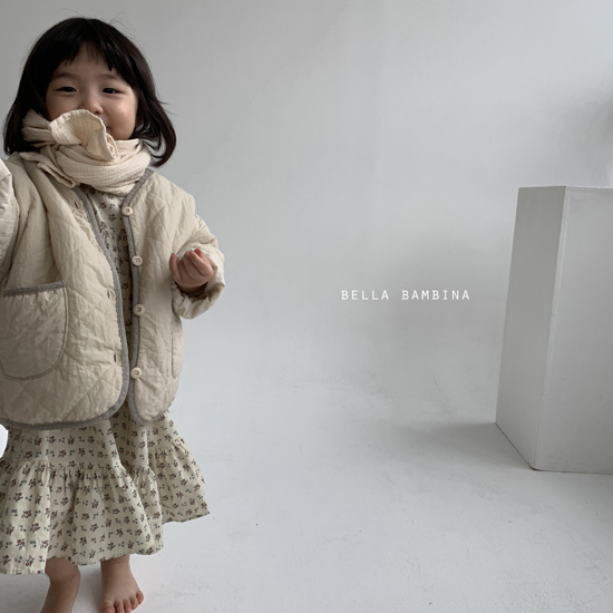 BELLA BAMBINA - Korean Children Fashion - #Kfashion4kids - Bella Simple Muffler - 11