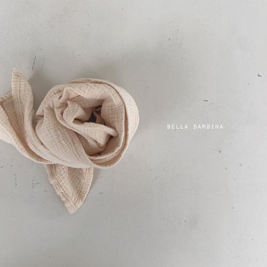 BELLA BAMBINA - Korean Children Fashion - #Kfashion4kids - Bella Simple Muffler - 2