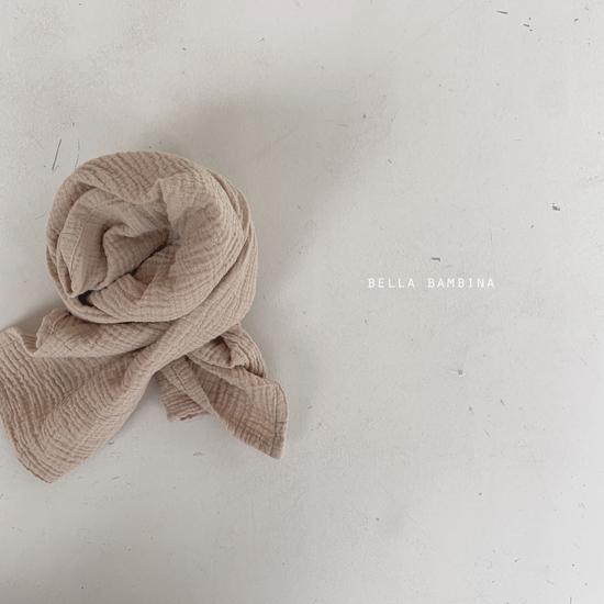 BELLA BAMBINA - Korean Children Fashion - #Kfashion4kids - Bella Simple Muffler - 3