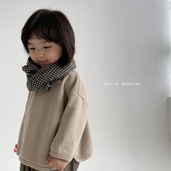 BELLA BAMBINA - Korean Children Fashion - #Kfashion4kids - Bella Check Muffler - 8